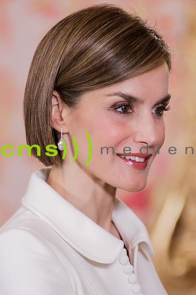 Königin Letiiza - Cervantes awards 2015 reception, Madrid 22.4.2015