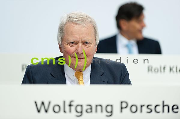 Wolfgang Porsche - AUDI AG Hauptversammlung Neckarsulm 2015