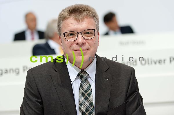 Prof. h.c. Thomas Sigi  - AUDI AG Hauptversammlung Neckarsulm 2015