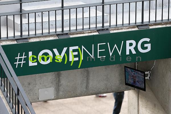 Hashtag #LOVENEWRG - French Open 2015