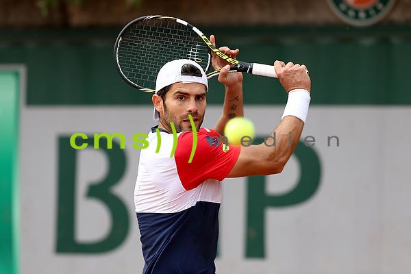 Simone Bolelli (ITA) - French Open 28.5.2015