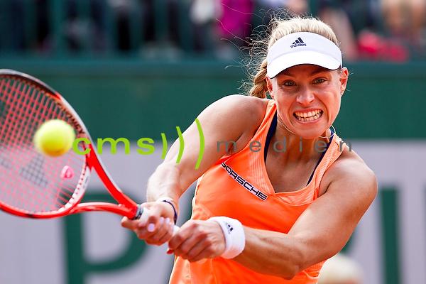 Angelique Kerber - French Open 25.5.2015