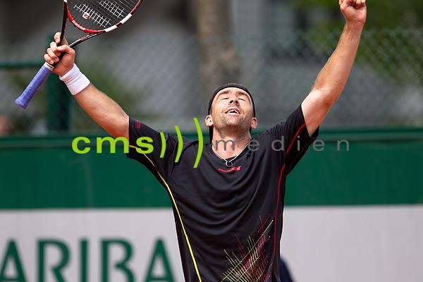 Benjamin Becker (GER)- French Open 25.5.2015