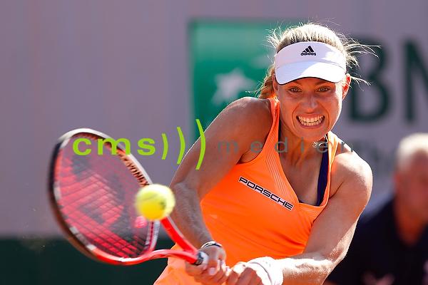 Angelique Kerber - French Open 27.5.2015