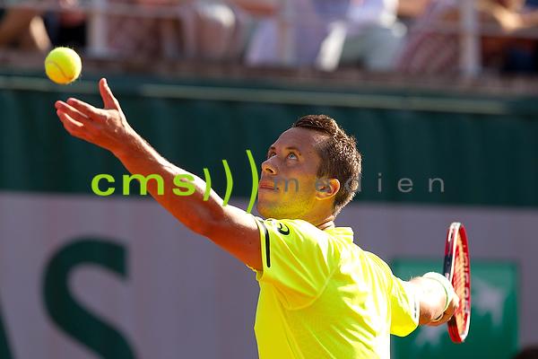 Philipp Kohlschreiber - French Open 27.5.2015