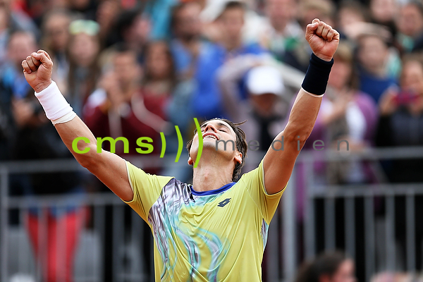 David Ferrer (ESP) - French Open 28.5.2015