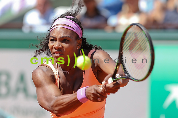 Serena Williams (USA) - Siegerin French Open 2015