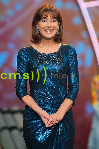 Sabine Sauer Sternstunden-Gala 2015, Nuernberg  Frankenhalle, 11.12.2015