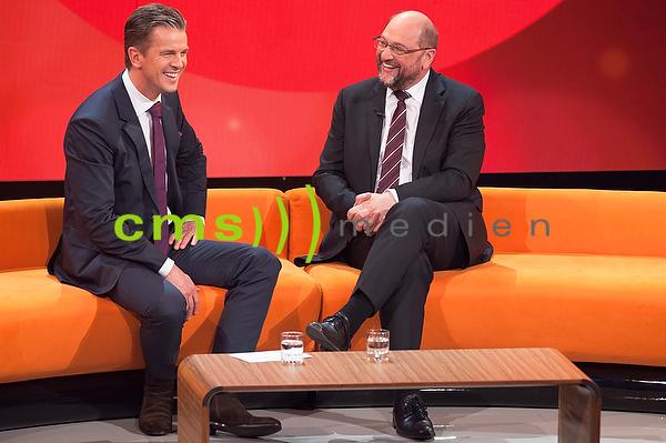 Martin Schulz (SPD) - Menschen 2015, München 17.12.2015