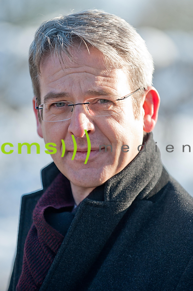 Bürgermeister der Stadt Hersbruck, Robert Ilg im Portrait, KZ Dokumentationsort Hersbruck