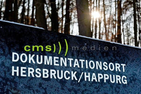 KZ Dokumentationsort Hersbruck / Happurg