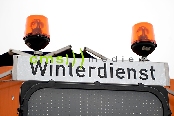 Winterdienst im Nürnberger Land