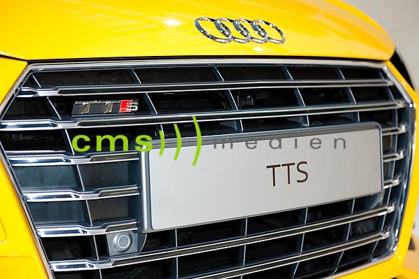 AUDI TTS - AUDI AG - Jahrespressekonferenz, Ingolstadt 10.3.2015