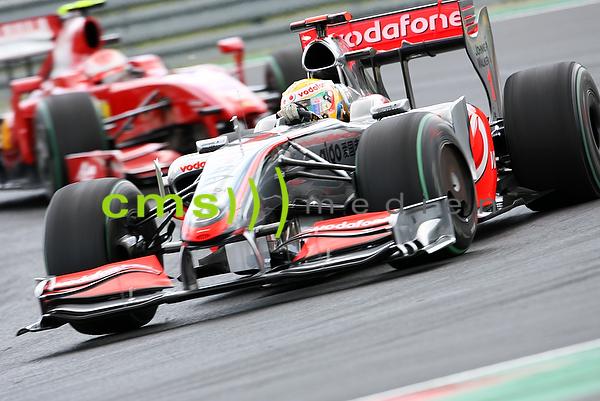 CMS-MEDIEN BILDARCHIV: Formel 1 - Grosser Preis von Ungarn, Budapest - Formula One Grand Prix Hungary 2009