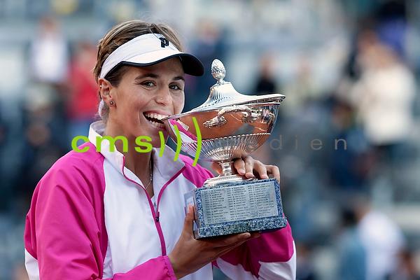 CMS-MEDIEN BILDARCHIV: Sony Ericsson WTA Tour 2010 in Rom, Finale am Samstag 08.05.2010