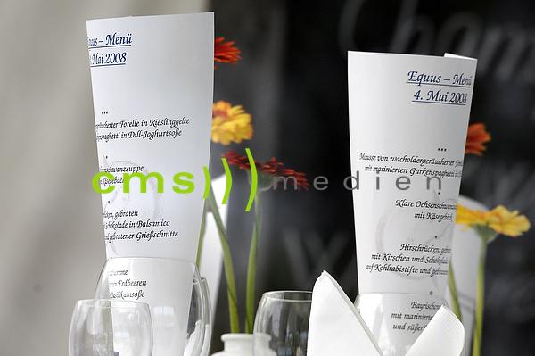 CMS-MEDIEN BILDARCHIV: Dressur - Dressage - Pferd International München-Riem 2008