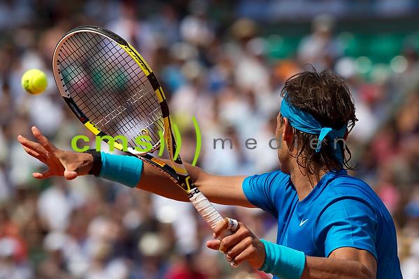 CMS-MEDIEN BILDARCHVI: Grand Slam Turnier: French Open 2011 Paris, France
