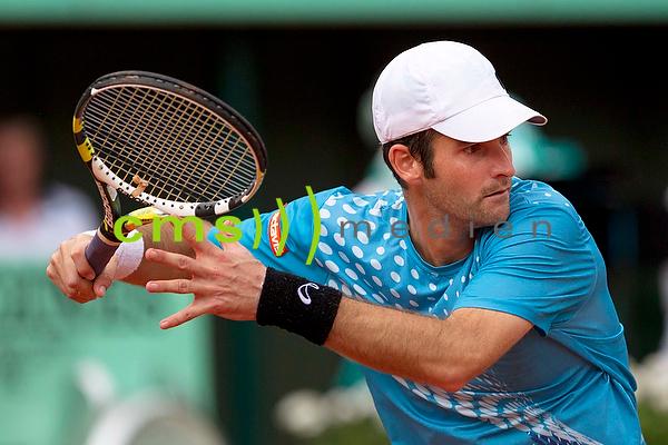 CMS-MEDIEN BILDARCHIV: ATP Tennis: French Open 2012 in Paris, Frankreich