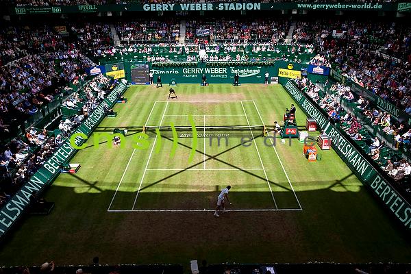 CMS-MEDIEN BILDARCHIV: ATP World Tour: Gerry Weber Open Halle/ Westfalen 2012