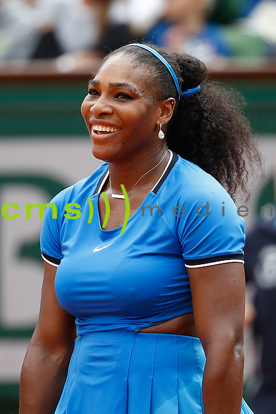 Serena Williams - Tennis French Open 2016