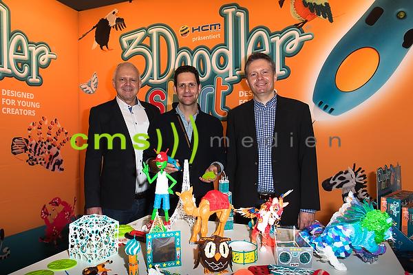 68. Spielwarenmesse in Nürnberg 31.1.2017