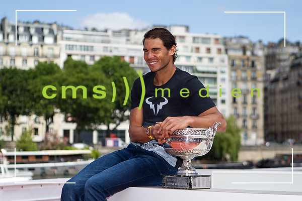 Rafael Nadal : ATP Tennis: French Open 2017