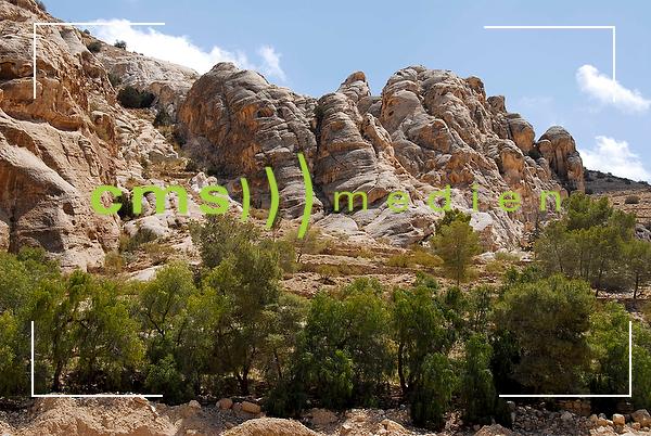 Felsenstadt Petra in Jordanien - Tourismus - Pressefotos © CMS-MEDIEN